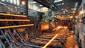 copper and iron ore at an all-time high