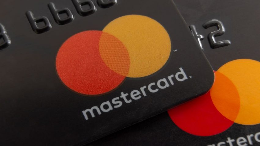 Mastercard banned